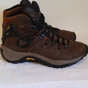 Merrell Chameleon Leather Hiking Boot Brown